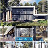 Villa White Flover