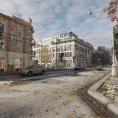 Пентхаус в центре города