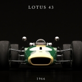 Lotus 43