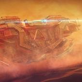 Dune. Melange Harvester