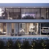 Villa on the Mauritius