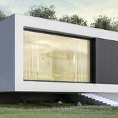 Autofamily house in Radlin