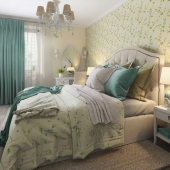 Спальня для пожилой семейной пары