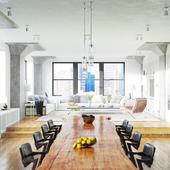 Bright Interior