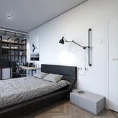 Спальня LGCA DESIGN