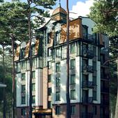 Апартаменты в г. Светлогорск