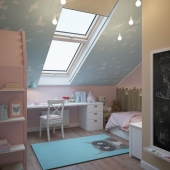 Childroom for girl