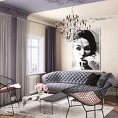 William Klein's room