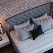 Masha's Bedroom