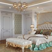 Спальня (классика)