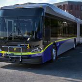 Городской автобус New Flyer XDE60