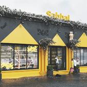 Sah-Bal Honey Store in Baku