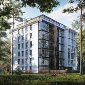 Жилой дом в Калининградской области