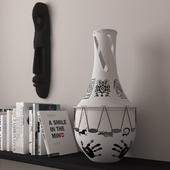 ваза afro