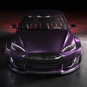 Tesla Model S Widebody