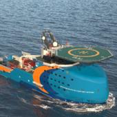 Многофункциональное судно обеспечения