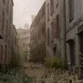 забытый город