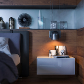ЖК Ривьера, спальня
