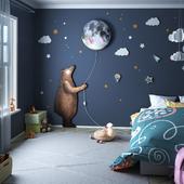 Детсая комната