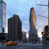 Flatiron Building. New York.