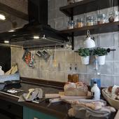 Кухня, вторая редакция