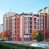 Конкурсный проект на создание современного типового жилья для РФ.