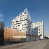 30 Social Housing Units in Nantes