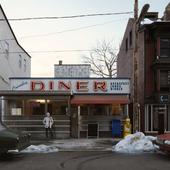 Columbia diner cgi