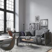Apartment 40 m2