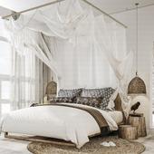 Bedroom - Apartment Design Project