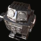 Робот заводной СССР | USSR mecha robot