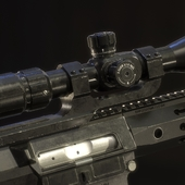 SR25 Rifle