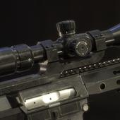 SR25 Rifle