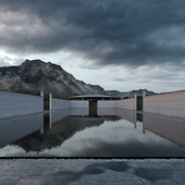 The Hill of the Buddha by Tadao Ando