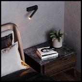 - minimalist apartament -