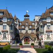 Hotel Barriere Le Normandy Deauville