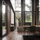 ROMA HOUSE interior
