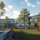 Multifunctional Office Buildings in Switzerland