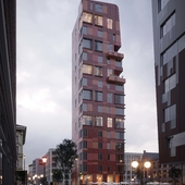 Cinnamon Tower|Bolles+Wilson