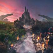 Локации для Dota-2 Epicenter | Cinematic Trailer