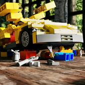 CGI - Lego
