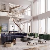 Penthouse in New York (Сделано по референсу)