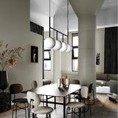 Showroom apartment (сделано по референсу)