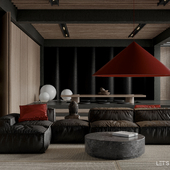 RUBY SPACE by LET'S INTERIOR