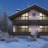 ZN House зима/лето