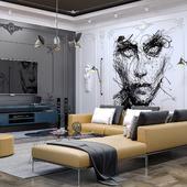 Neoclassic Living room (Baku)