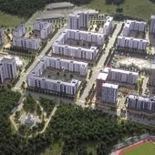 Анимация жилого комплекса