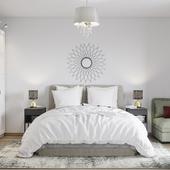 Дизайн и визуализация квартиры в Тоскане (Италия)