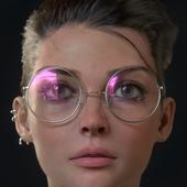Eva - portrait