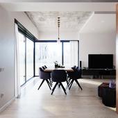 Minimal modern house